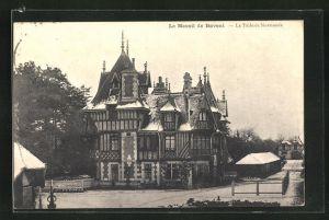AK Le Mesnil de Bavent, La Tuilerie Normande
