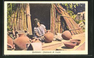 AK Guatemala, Fabricante de tinajas