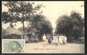 AK Kayes, L`Allee des Amours