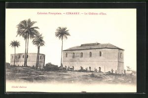 AK Conakry, Le Chateau d`Eau