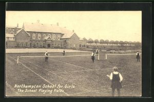 AK Northampton, School for Girls, The School Playing Fields