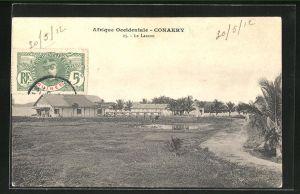 AK Conakry, Le Lazaret