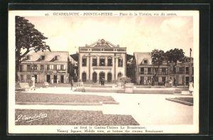 AK Pointe-à-Pitre, Place de la Victoire
