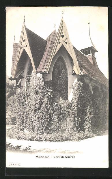 AK Meiringen, English Church