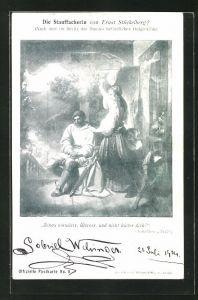 AK St. Gallen, Eidg. Schützenfest 1904, Die Stauffacherin