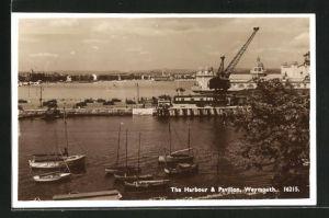 AK Weymouth, the Harbour & Pavillon