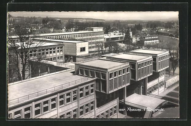 AK Fribourg, l'Universite