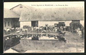 AK Beauvais, Institut Agricole, La Ferme du Bois