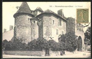 AK Mennetou-sur-Cher, Le Prieure