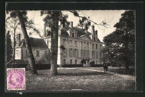 AK Lamotte-Beuvron, Facade du Chateau de la Colonie St-Maurice