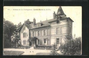AK Lamotte-Beuvron, Chateau de La Chataigneraie