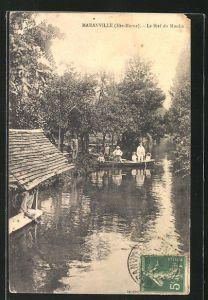 AK Maranville, le bief du Moulin