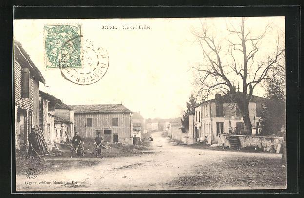 AK Louze, rue de l`eglise