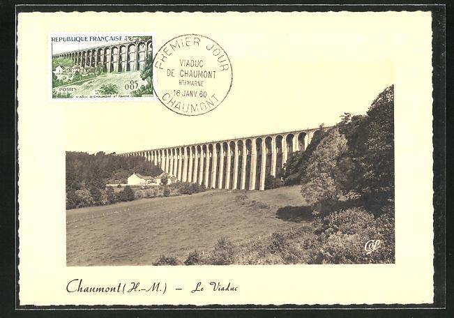 AK Chaumont, le Viaduc