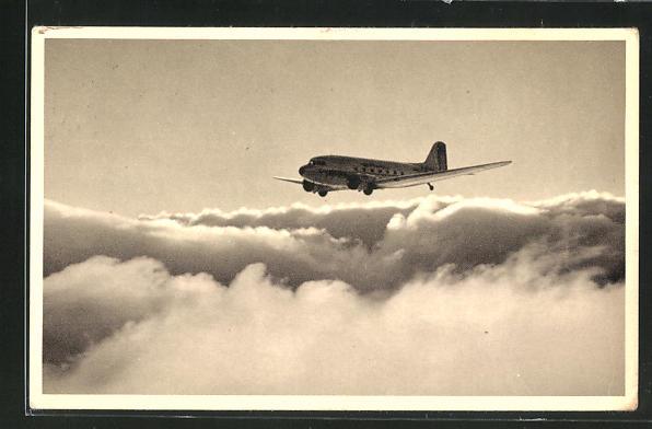 AK Verkehrs-Flugzeug der American Airlines