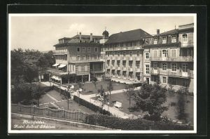 AK Rheinfelden, Hotel Solbad Schützen