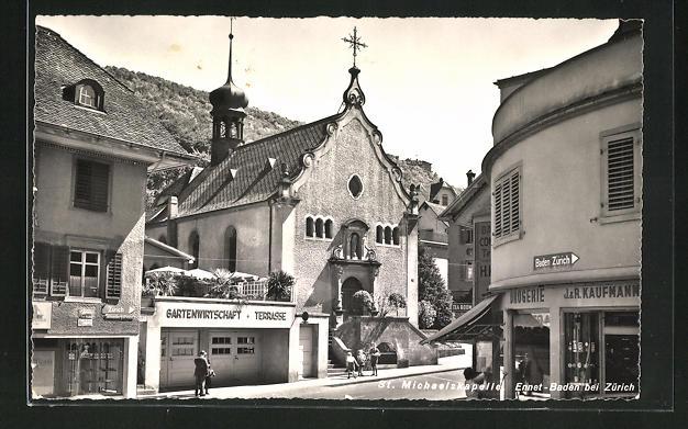 AK Ennet-Baden, St. Michaelskapelle