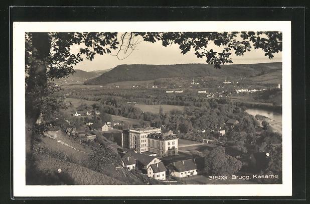 AK Brugg, Kaserne