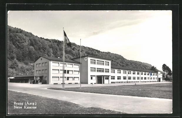 AK Brugg, Neue Kaserne
