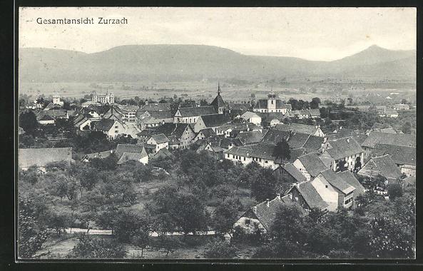 AK Zurzach, Gesamtansicht