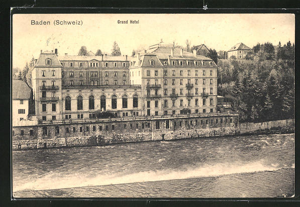 AK Baden, Grand Hotel