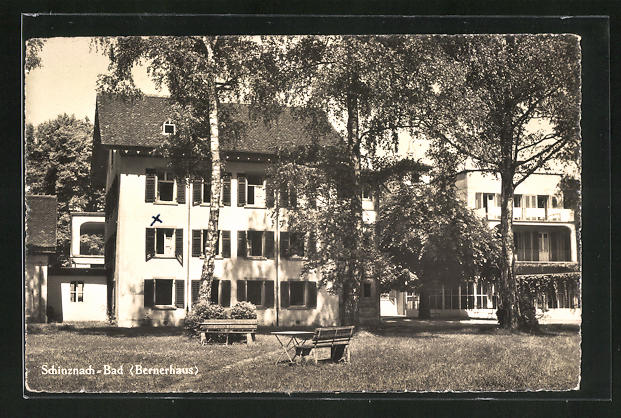 AK Schinznach-Bad, Bernerhaus