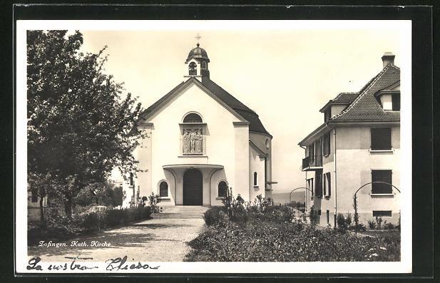 AK Zofingen, Kath Kirche