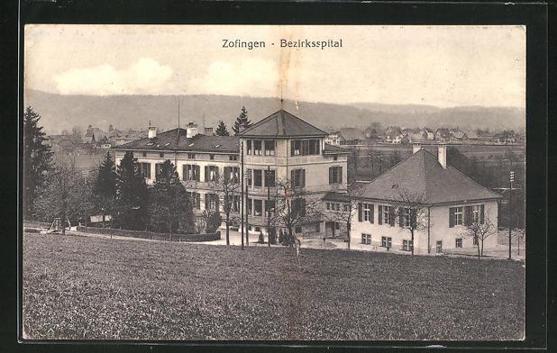 AK Zofingen, Bezirksspital