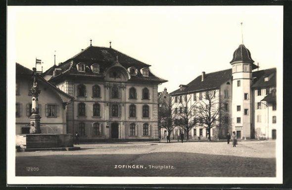 AK Zofingen, Thutplatz
