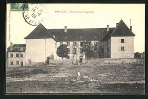 AK Marcigny, Ecole primaire Agricole