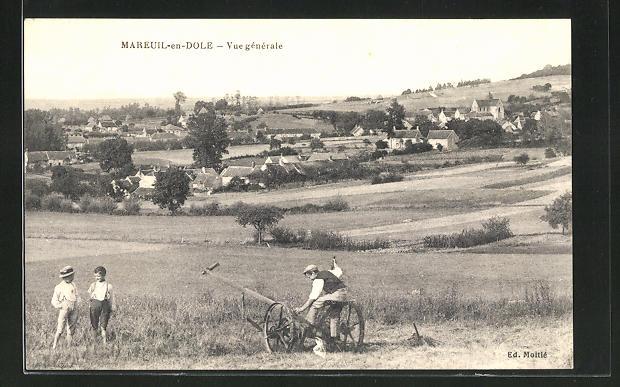 AK Mareuil-en-Dole, Vue generale