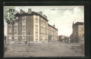 AK Corbeil, Rue des petites bordes