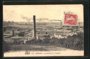 AK Essonne, Vue générale de la Papeterie