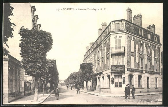 AK Corbeil, Avenue Darblay