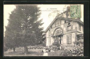 AK Essonnes, Maison de Bernardin de Saint Pierre