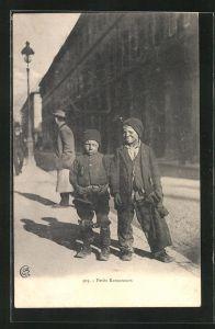 AK Chambery, Petits Ramoneurs, kleine Schornsteinfeger