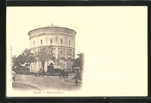 AK Hanoi, Chateau d`Eau, Wasserturm