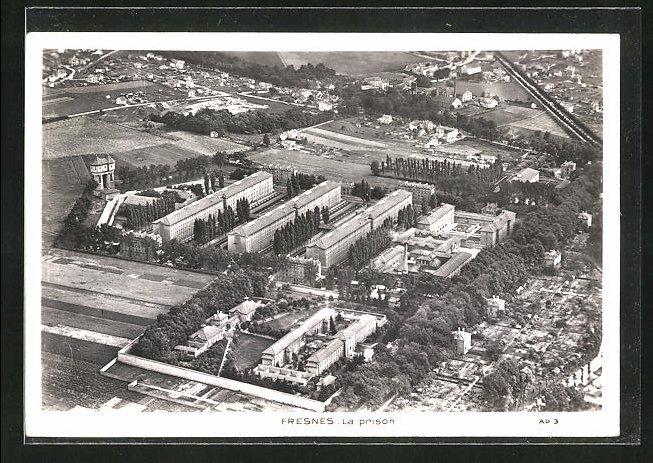 AK Fresnes, La prison