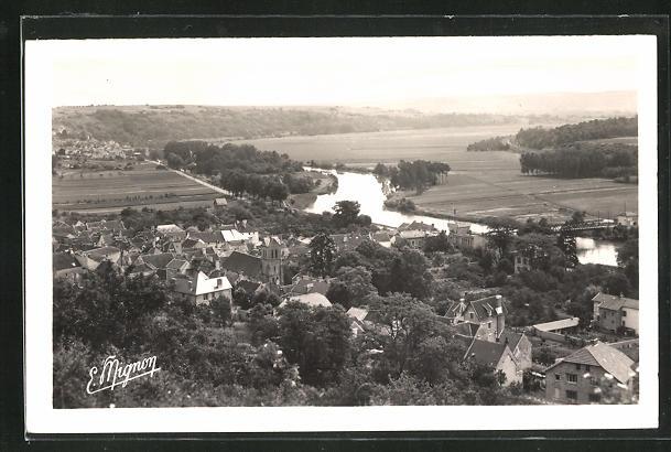 AK Nanteuil-sur-Marne, Vue gènèrale 0