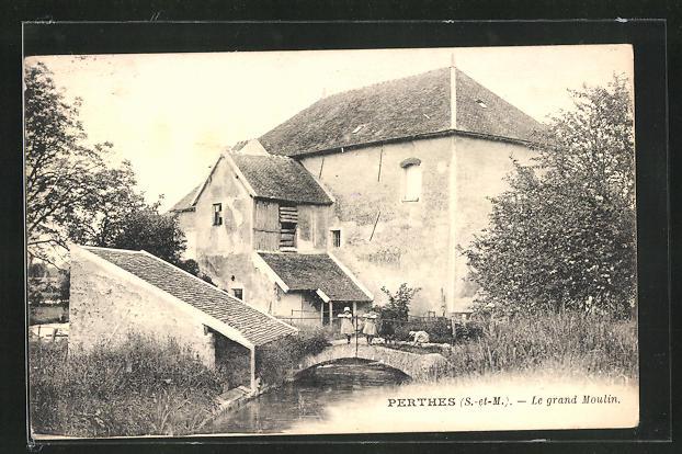AK Perthes, Le grand Moulin 0
