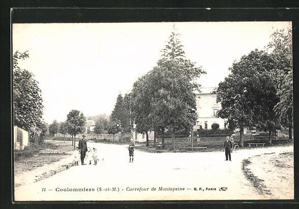 AK Coulommiers, Carrefour de Montapeine 0