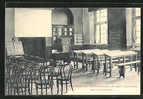 AK Dury-les-Amiens, Etablissement Dèpartemental - Salle de Confèrences