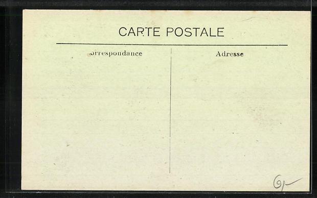 AK Le Crotoy, La Rue Carnot, Strassenpartie 1