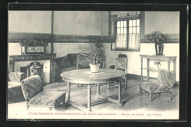 AK Dury-les-Amiens, Etablissement Departemental - Maison de Santè