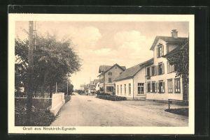 AK Neukirch-Egnach, Teilansicht mit Häuser und Strasse