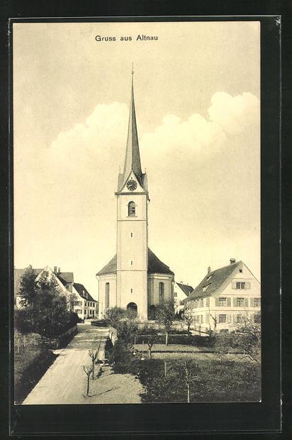 Bild zu AK Altnau, Ortsan...