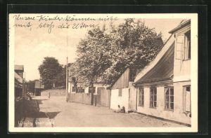 AK Lyngby, Ostergade
