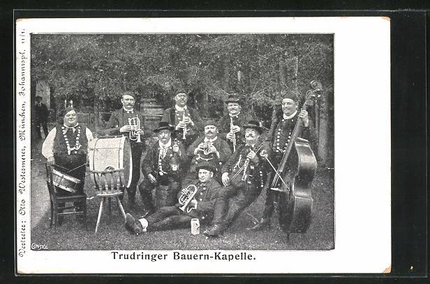 AK Trudringer Bauern-Kapelle