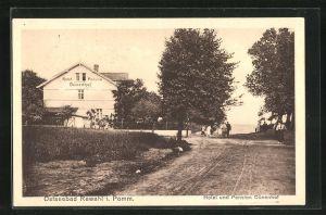 AK Rewahl, Hotel und Pension Dünenhof