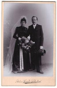 Fotografie Guido Schubert, Dresden-A, Portrait Brau und Bräutigam, Hochzeit
